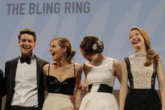Israel Broussard, Emma Watson, Katie Chang, Taissa Fariga